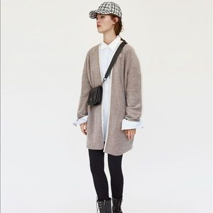 Zara So Soft Cardigan M